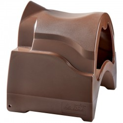 Saddle Box fixe Chocolat