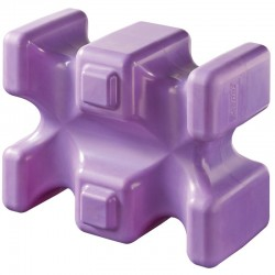 Easy Cube d'obstacle Mauve